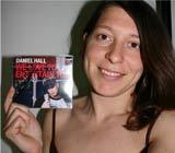 Anahi W. gewinnt dank Gewinn24 eine Musik CD!