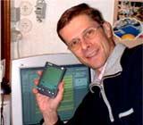Christoph B gewinnt Palm Pilot mit Gewinn24.de