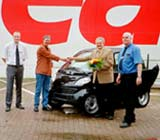 Gewinn24.de gratuliert: Smart gewonnen!