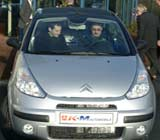 Ein weiterer Autogewinn für einen treuen Gewinnspielservice Teilnehmer. Peter B. hat mit  Gewinn24.de einen Citroen Pluriel gewonnen!
