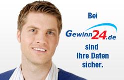 Bei Gewinn24.de sind Ihre Daten sicher